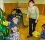 Cvičení nejmenších dětí v TJ Zdemyslicedeti-6