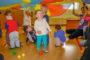 Cvičení nejmenších dětí – fotogalerie