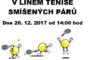 Vánoční turnaj v líném tenise 26.12.2017 od 14:00