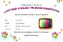 Pozvánka na Pirátské vysílání TV Zdemyslice
